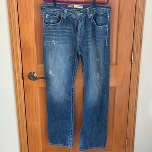 Buckle Big Star Jeans